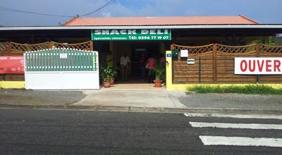 Photo of Chinese Restaurant Snack Deli at Place D'armes, Le Lamentin 97232, Martinique