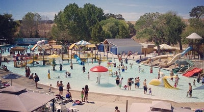Photo of Water Park The Ravine Waterpark at 2301 Airport Rd, Paso Robles, CA 93446, United States