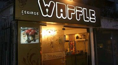 Photo of Dessert Shop Çekirge Waffle at Çekirge Mah. Çekirge Cad., Bursa, Turkey
