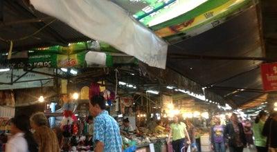 Photo of Market ตลาดน้อยรื่นรมย์ (Talad Noi Ruen Rom) at Mueang Surin, Thailand