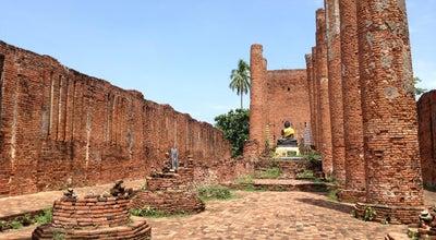 Photo of Buddhist Temple วัดธรรมิกราช (Wat Thammikarat) at U-thong Rd., Phra Nakhon Si Ayutthaya 13000, Thailand