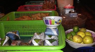 Photo of Diner Angkringan Sego Kucing at Pasar Ciruas, Ciruas, Indonesia
