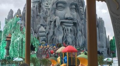 Photo of Theme Park Suoi Tien Amusement Park at Vietnam