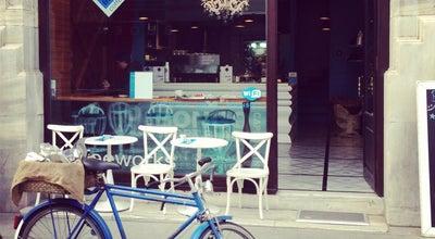 Photo of Coffee Shop Brew Coffee Works at Hobyar Mah. Hamidiye Cad. No: 64/16, Istanbul 34112, Turkey
