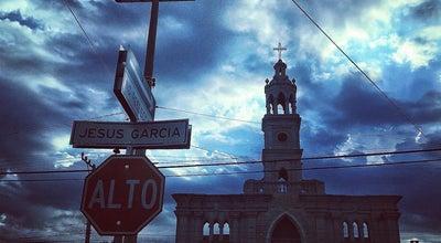 Photo of Church Capilla Del Carmen at Mexico