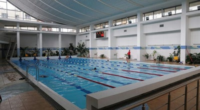 Photo of Pool Бассейн ПГУПС at Конный Пер., Санкт-Петербург, Russia