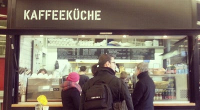 Photo of Coffee Shop Kaffeeküche at Schottentorpassage 8, Wien 1010, Austria