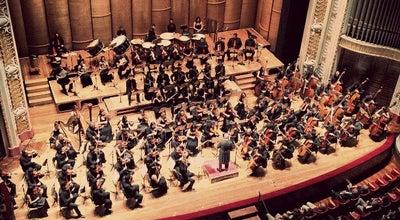 Photo of Theater Theatro Municipal de São Paulo at Pç. Ramos De Azevedo, S/n, São Paulo 01037-010, Brazil