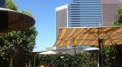 Photo of Beer Garden The Biergarten at The Standard, Downtown LA at 550 S Flower St, Los Angeles, CA 90071, United States