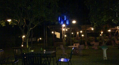Photo of Cafe Garden Cafe at Jl. Letkol Istiqlah No. 80-84, Banyuwangi 68421, Indonesia