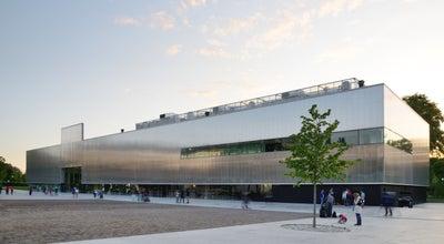 Photo of Art Museum Музей современного искусства «Гараж» / Garage Museum of Contemporary Art at Цпкио Им. Горького, Москва 119049, Russia