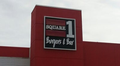 Photo of Burger Joint Square 1 Burgers & Bar at 5031 S Cleveland Ave, Fort Myers, FL 33907, United States