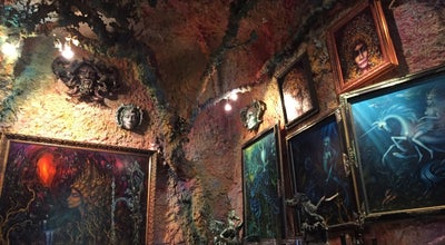 Photo of Art Gallery Magická jeskyně at Galerie Reon, Prague 118 00, Czech Republic