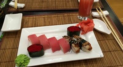 Photo of Sushi Restaurant Premium at Трк «счастливая 7я», Сергиев Посад 141305, Russia