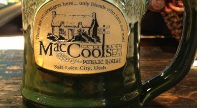 Photo of Brewery MacCool's Public House at 2510 Washington Blvd, Ogden, UT 84401, United States