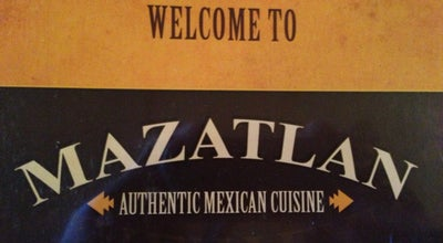 Photo of Mexican Restaurant Mazatlan Mexican Restaurant at 9000 Overlook Blvd, Brentwood, TN 37027, United States