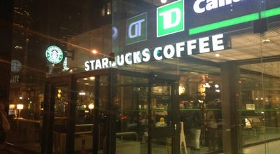 Photo of Coffee Shop Starbucks at 394 Bay St., Toronto, ON M5H 2Y3, Canada
