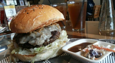 Photo of Burger Joint The Republic of Burger at Ruko Kebayoran Arcade, Indonesia