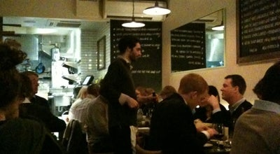 Photo of Modern European Restaurant 10 Greek Street at 10 Greek St, Soho W1D 4DH, United Kingdom