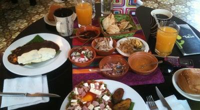 Photo of Mexican Restaurant Tikua Sur Este at Ignacio Allende #13 Sur, Col. Centro, Santiago de Querétaro 76000, Mexico
