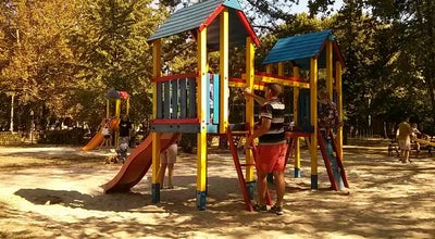 Photo of Playground Park Játszótér, Balatonföldvár at Hungary