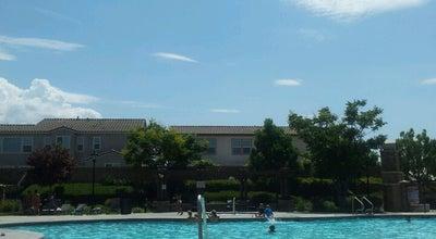 Photo of Pool Wolf Creek Community Pool at 31863 Murdock Lane, Temecula, CA 92592, United States