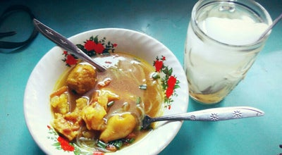 Photo of Asian Restaurant Warung Bakso Kikil 'Asli Yang Lama' at Boboh Gresik, Gresik, Indonesia