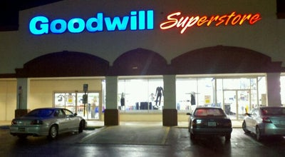 Photo of Thrift / Vintage Store Goodwill Superstore at 9760 Sw 8th St, Miami, FL 33174, United States