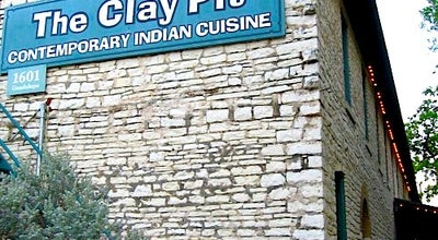 Photo of Indian Restaurant Clay Pit Contemporary Indian Cuisine at 1601 Guadalupe St, Austin, TX 78701, United States