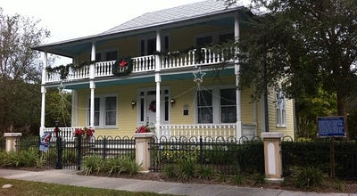 Photo of History Museum Historic Rossetter House at 1320 Highland Ave, Melbourne, FL 32935, United States