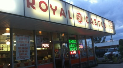 Photo of Burger Joint Royal Castle Burgers at 7900 Nw 27th Ave, Miami, FL 33147, United States