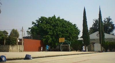 Photo of Basketball Court los conos 5 señores oaxaca at 5 Señores Oaxaca, Mexico