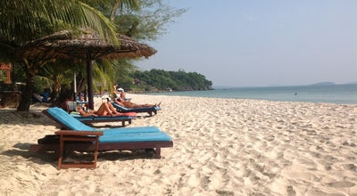 Photo of Beach Sokha Beach at Sokha Beach Resort, Sihanoukville, Cambodia