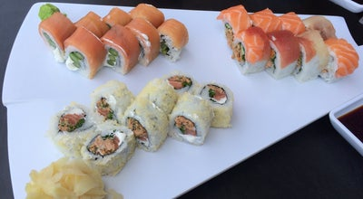 Photo of Japanese Restaurant םושה(Urban Sushi) at Ben Gurion 47, Bat-yam, Israel