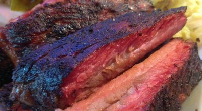 Photo of BBQ Joint Railhead Smokehouse at 2900 Montgomery St, Fort Worth, TX 76107, United States
