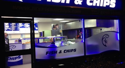 Photo of Fish and Chips Shop JK's Fish And Chips at 8 Stoney Meade, Slough SL1 2YL, United Kingdom