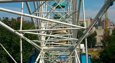 Photo of Playground Колесо обозрения at Парк Им. Максима Горького, Ростов-на-Дону, Russia