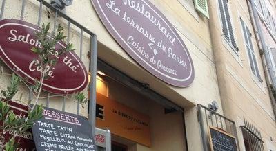 Photo of French Restaurant La Terrasse du Panier at 10 Places Pistoles, Marseille 13002, France