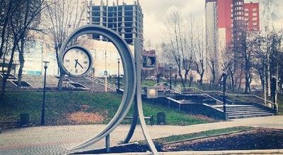 Photo of Park Сквер имени Олега Новоселова at Пересечение Ул. Толмачева И Петропавловской, Пермь, Russia