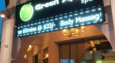 Photo of Spa Green Apple Foot Spa at 765, Singapore, Singapore