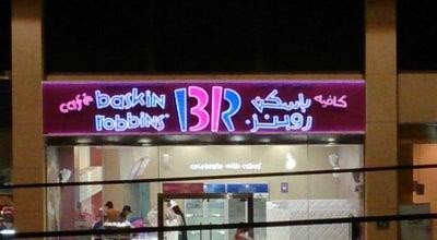 Photo of Cafe Cafe Baskin Robbins | كافيه باسكن روبنز at Al Hezam, Abha, Saudi Arabia