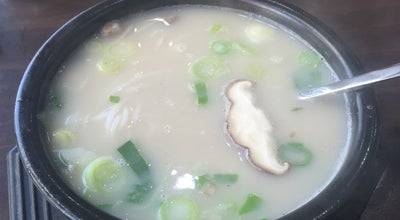 Photo of Korean Restaurant 큰집설렁탕 at South Korea