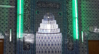 Photo of Mosque Yeşiltepe Merkez Camii at İzmir, Turkey