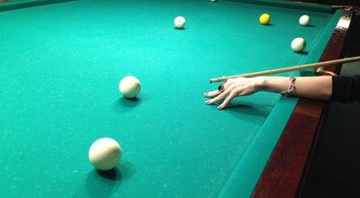 "Photo of Pool Hall Бильярд-клуб ""Баскервиль"" at Ленинградское Ш., 57-2, Москва, Russia"