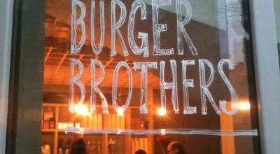 Photo of Burger Joint The Burger Brothers at 1-й Тверской-ямской Пер., 11, Москва 125047, Russia