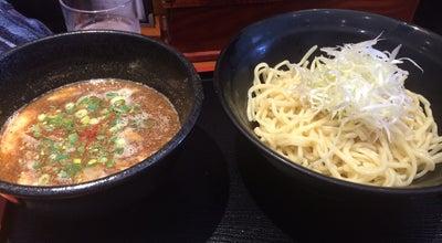 Photo of Food 麺屋 新月 at 八幡東区川淵町14-28, 北九州市, Japan