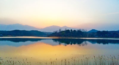 Photo of Lake 영랑호 at 장사동, Sokcho-si, South Korea