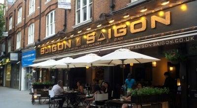 Photo of Asian Restaurant Saigon Saigon at 313-317 King Street, London W6 9NH, United Kingdom