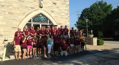 Photo of Church First Presbyterian Church Kirkwood at 100 E Adams Ave, Kirkwood, MO 63122, United States