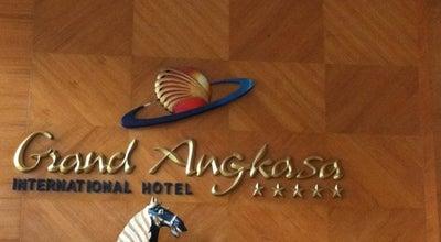 Photo of Hotel Grand Angkasa International Hotel at Jl.sutomo No. 1, Medan 20235, Indonesia